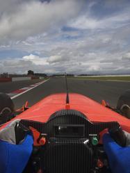 Formule 1 avant circuit
