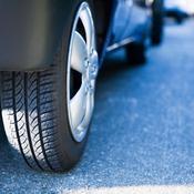 Les pneus de ma voiture