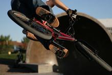Biker flip velo horizontal