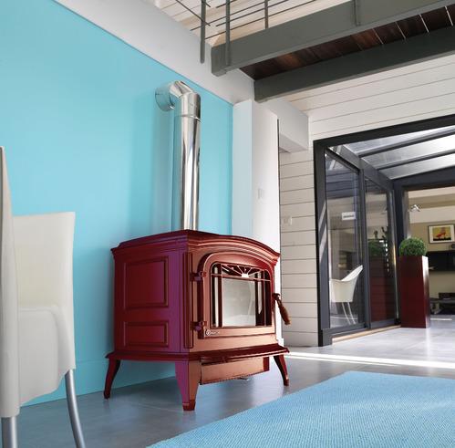 poele bouilleur ou poele chaudi re infos et prix ooreka. Black Bedroom Furniture Sets. Home Design Ideas