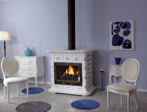 photo decoration po le bois en fa ence ambiance r tro. Black Bedroom Furniture Sets. Home Design Ideas