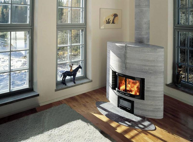 po le st atite en pierre atouts quel type de chauffage ooreka. Black Bedroom Furniture Sets. Home Design Ideas