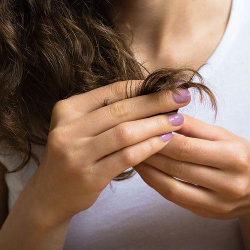 Lutter contre les cheveux secs
