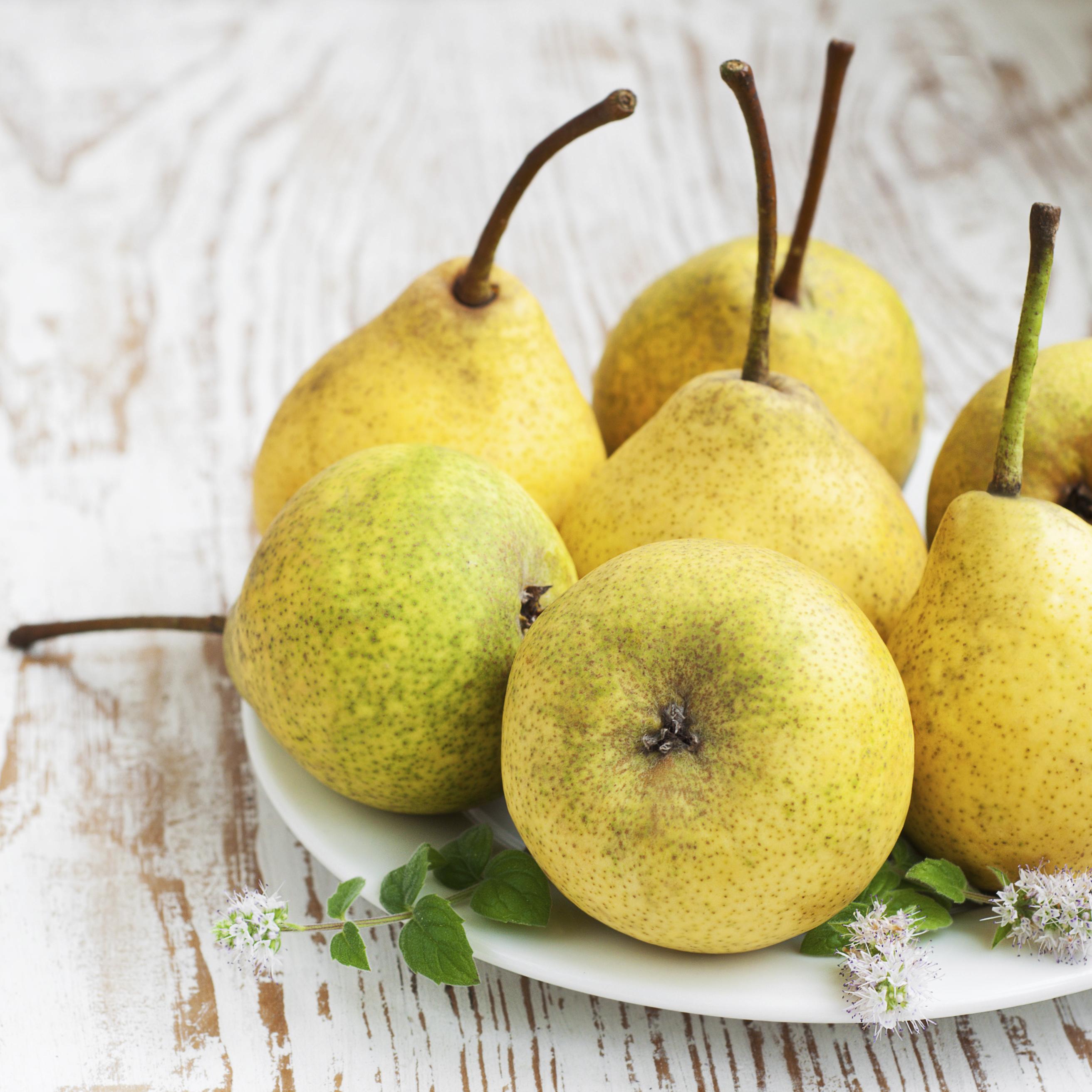Les fruits jaunes ooreka - Peut on congeler des poires ...