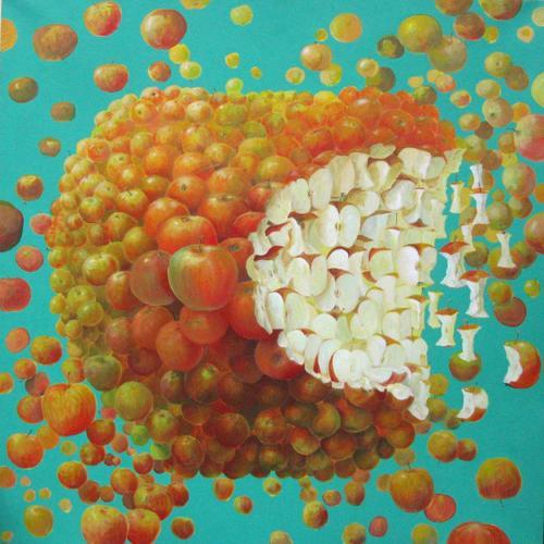 La pommeet les flavonoïdes