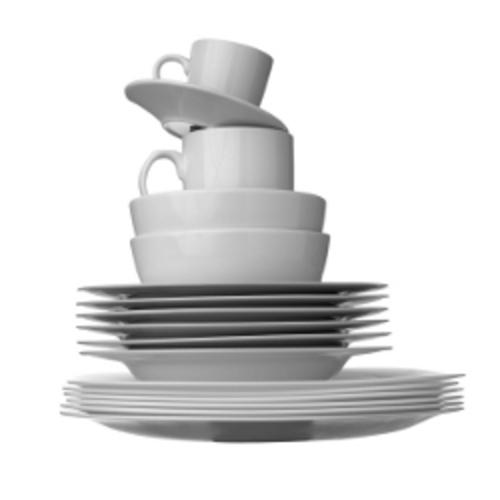 Nettoyer une tache sur de la céramique, faïence ou porcelaine