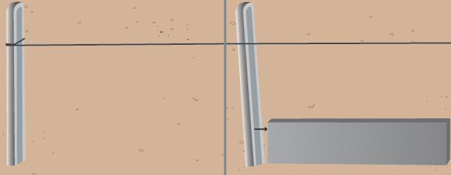 poser une cl ture en b ton portail cl ture. Black Bedroom Furniture Sets. Home Design Ideas