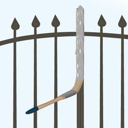 Portail fer avantages et prix du portail en fer forg for Peindre fer forge