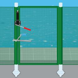 Piscine les fiches pratiques de comprendrechoisir - Cloture piscine souple ...