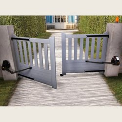 portail coulissant tout sur la pose du portail coulissant. Black Bedroom Furniture Sets. Home Design Ideas