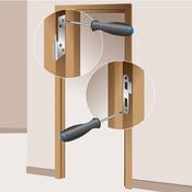 Changer le sens d ouverture d une porte porte - Ouverture d une porte ...