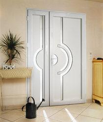 Porte dimension infos sur les dimensions d 39 une porte d for Largeur porte exterieure standard