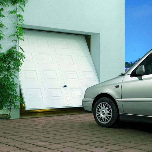 Comparatif des portes de garage ooreka - Isolant porte de garage basculante ...