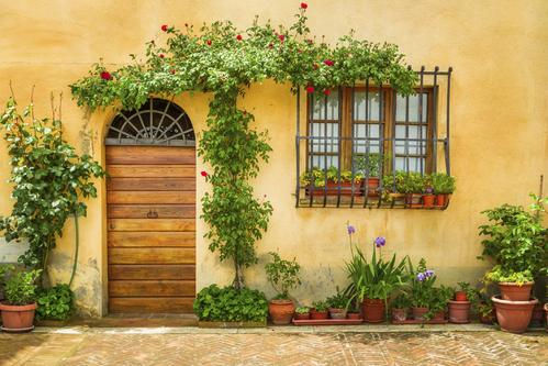 Porte infos sur les normes et labels des portes - Porte exterieur maison ...
