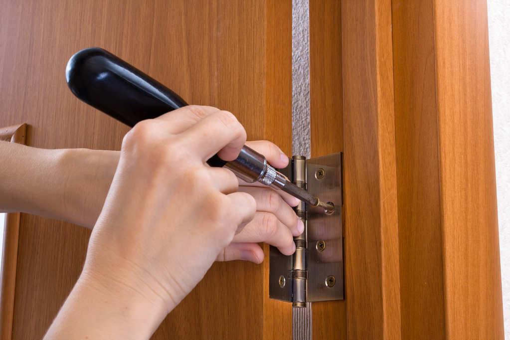 Charnière Déportée Principe Installation Ooreka - Charnière de porte