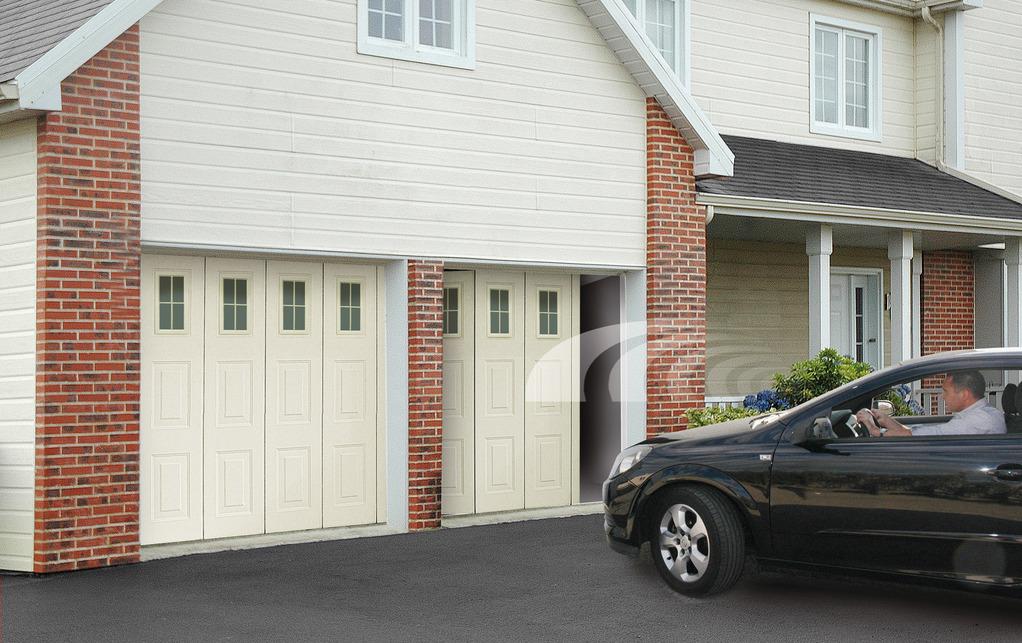 Porte Coulissante Garage  Types Et Caractristiques  Ooreka