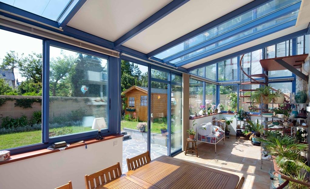 porte fenetre coulissante pour veranda ouvertures pour veranda fenetre et veranda coulissante. Black Bedroom Furniture Sets. Home Design Ideas