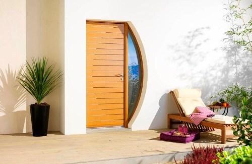 porte d 39 entr e bois infos et prix des portes d entr e en bois. Black Bedroom Furniture Sets. Home Design Ideas