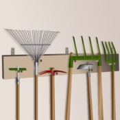 Fabriquer un porte outil de jardin jardinage - Outil de jardinage professionnel ...