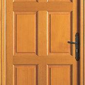 laquer une porte en bois porte. Black Bedroom Furniture Sets. Home Design Ideas