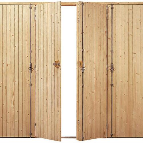 comparatif mat riaux porte de garage alu pvc bois. Black Bedroom Furniture Sets. Home Design Ideas