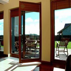 Porte-fenêtre simple vantail