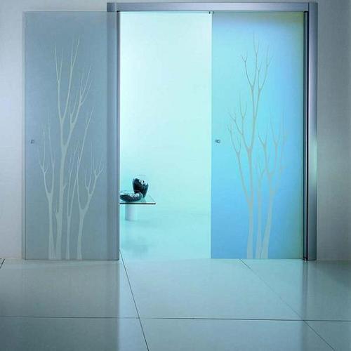 Porte interieur en verre infos et conseils for Porte interieur design