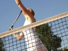 Terrain de tennis, l'essentiel en une page
