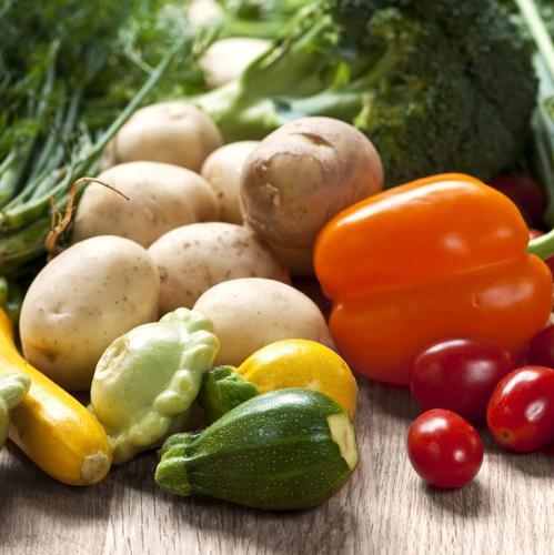 6. Manger des légumes et des fruits