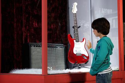 Prix d'une guitare