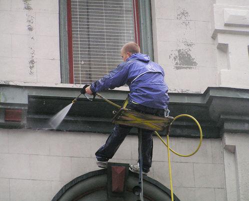 Nettoyeur haute pression professionnel