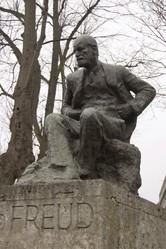 Statue de Freud