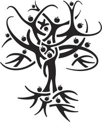 Arbre genealogie dessin
