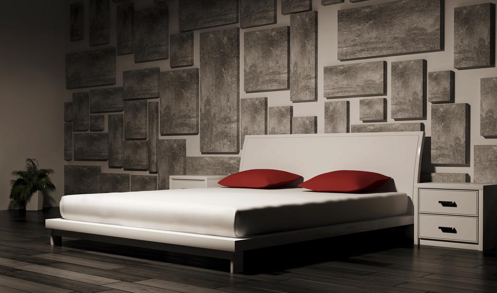 Schlafzimmer Tapeten Gr?n : Schlafzimmer Gestalten Tapeten : Le choix de la teinte et de l