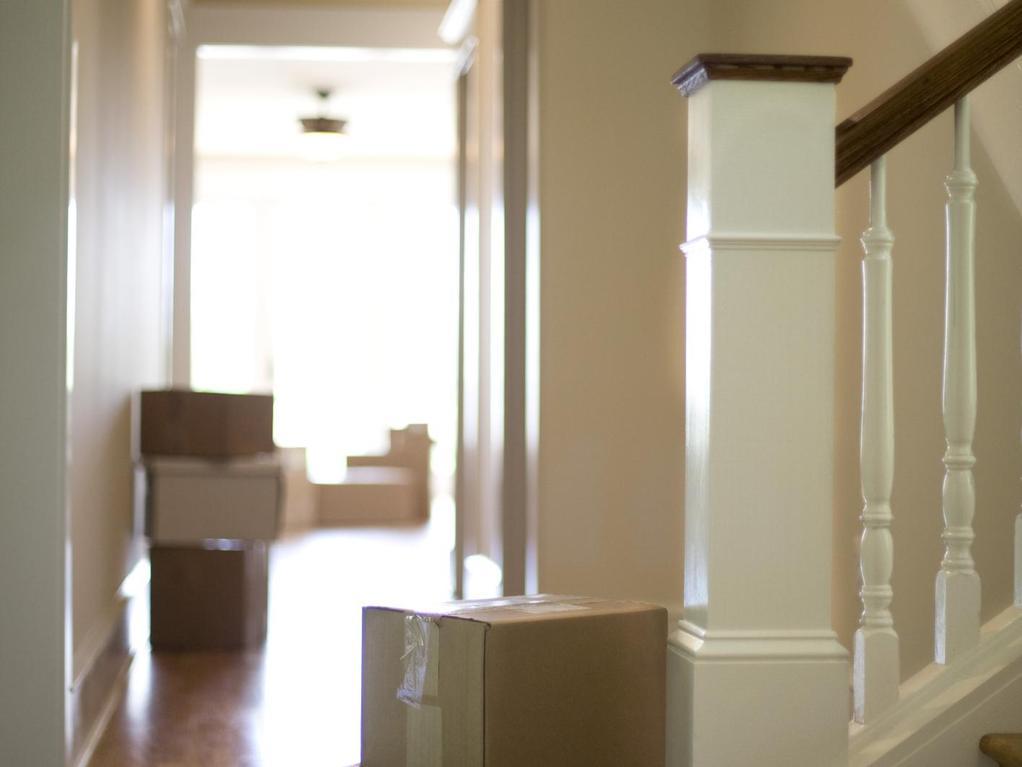 apr s un d m nagement recyclage des cartons et papiers. Black Bedroom Furniture Sets. Home Design Ideas