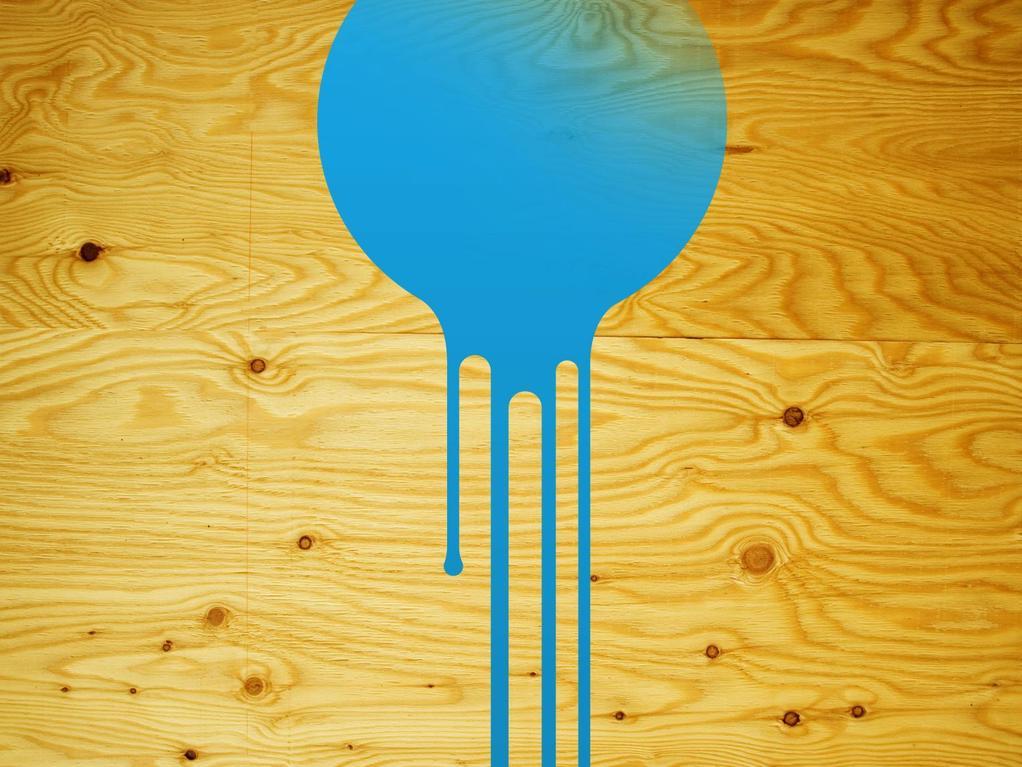 enlever des taches de peinture sèche sur du bois ?