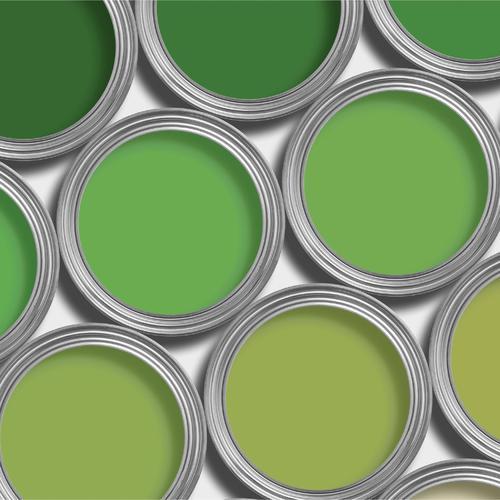 Créer un effet camouflage dans une chambre d'ado avec de la peinture
