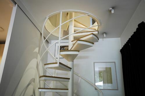 Quel type d'escalier choisir pour une petite pièce?