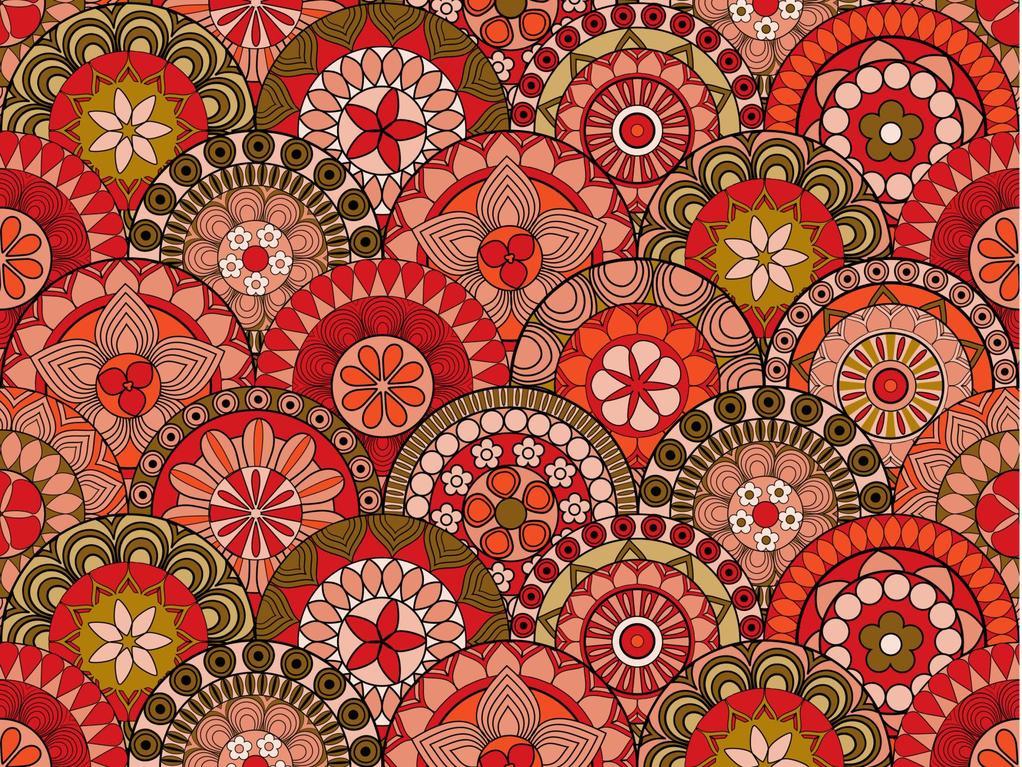 Cr er des motifs en relief identiques ceux de votre papier peint - Papier peint avec motif ...