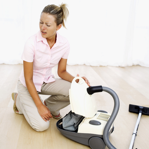 Aspirateur: éviter les mauvaises odeurs