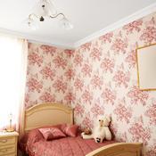 peindre son plafond avant la pose de papier peint