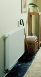 Radiateur thermostatique réglable