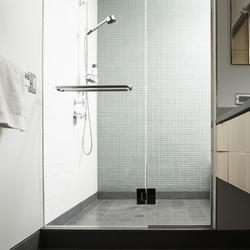 Faire une douche l 39 italienne ma onn e douche for Revetement mural douche italienne