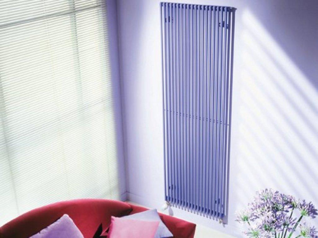 Radiateur électrique vertical
