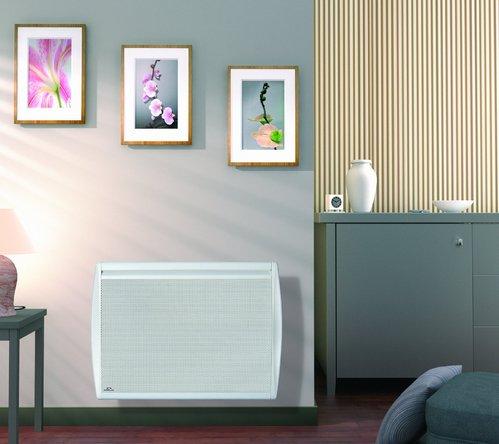 Radiateur éléctrique mural