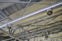 Nettoyage conduit ventilation