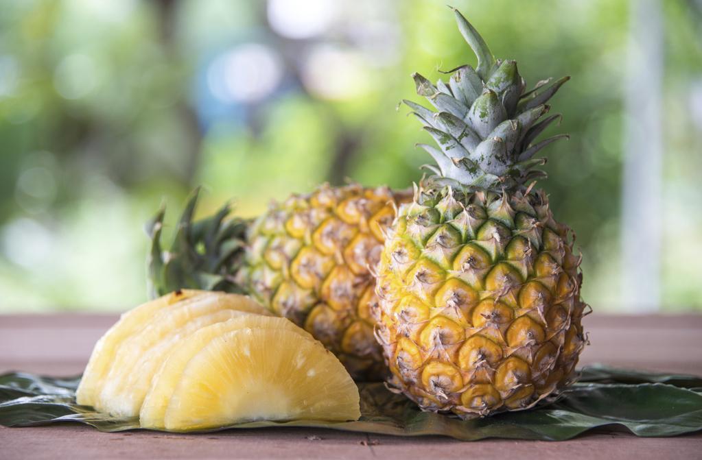 Bienfaits de l 39 ananas propri t s sur la sant ooreka for Regime ananas