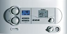 Régulateur thermostat chaudière