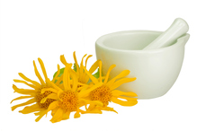 Remède douleurs musculaires arnica