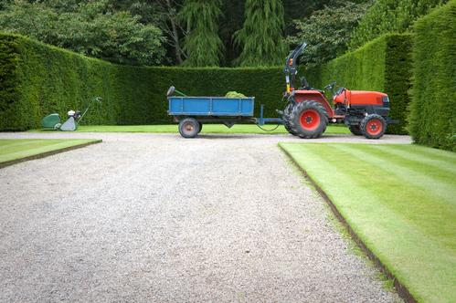 Remorque micro tracteur tout sur la remorque tondeuse et tracteur - Mini tracteur tondeuse ...